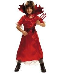 Dětský kostým Čertice Pro věk (roků) 1-2