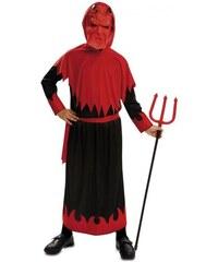 Dětský kostým Ďábelské monstrum Pro věk (roků) 10-12