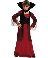 Dětský kostým Lady Vamp Pro věk (roků) 5-6