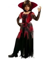 Dětský kostým Gótská lady vamp Pro věk (roků) 10-12