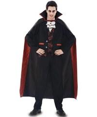 Kostým Vampír elegán Velikost M/L 50-52