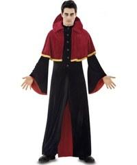 Kostým Červený vampír Velikost M/L 50-52