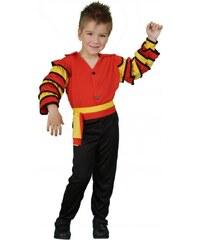 Dětský kostým Tanečník rumby Pro věk (roků) 3-4