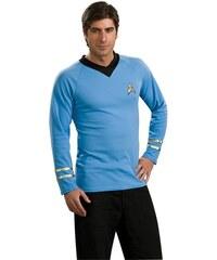 Kostým Blue shirt classic deluxe Star Trek Velikost L