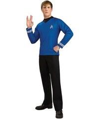 Kostým Blue shirt deluxe Star Trek Velikost L