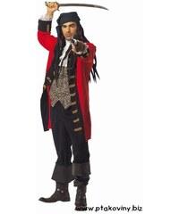 Kostým Kapitán Hook