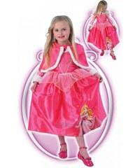Dětský kostým Šípková růženka zimní Pro věk (roků) 3-4