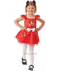 Dětský kostým Minie Mouse balerína Pro věk (roků) 1-2