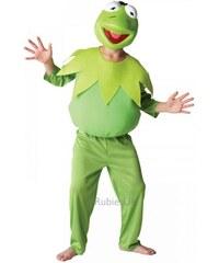 Dětský kostým Kermit The Muppets Pro věk (roků) 3-4
