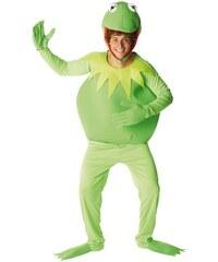 Kostým Kermit The Muppets Velikost STD