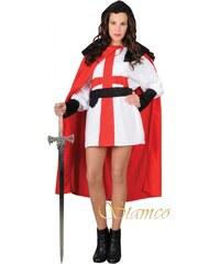 Kostým Křižák žena Velikost M 40-42