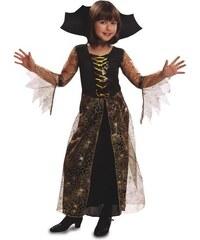 Dětský kostým Arachnid lady Pro věk (roků) 5-6