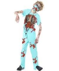 Dětský kostým Zombie chirurg Pro věk (roků) 10-12