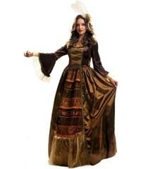 Kostým Středověká princezna deluxe Velikost M/L 42-44