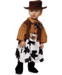 Dětský kostým Kansas girl Pro věk (měsíců) 7-12