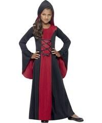 Dětský kostým Vampírka Pro věk (roků) 10-12