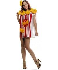 Kostým Popcorn Velikost M/L 42-44