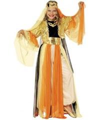 Dětský kostým Břišní tanečnice Pro věk (roků) 10-12