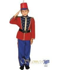 Dětský kostým Voják gardy Pro věk (roků) 3-4