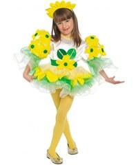 Dětský kostým Slunečnice Pro věk (roků) 1-2
