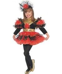 Dětský kostým Španělka Pro věk (roků) 1-2
