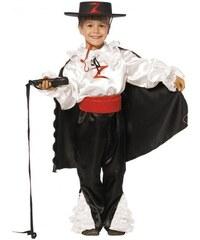 Dětský kostým Zorro Pro věk (roků) 1-2