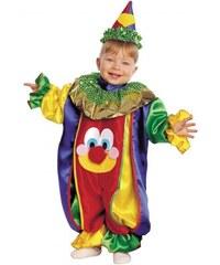 Dětský kostým Klaun Pro věk (roků) 0-6m