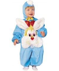 Dětský kostým Zajíček modrý Pro věk (roků) 0-6m