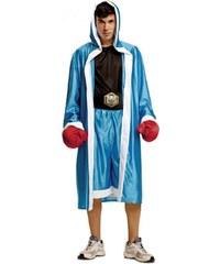 Kostým Boxer modrý Velikost M/L 50-52