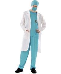 Kostým Doktor Velikost M/L 50-52