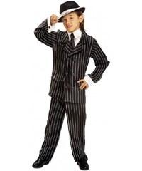 Dětský kostým Gangster Pro věk (roků) 10-12