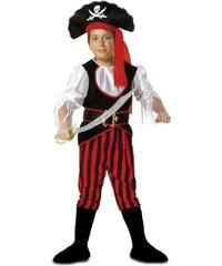 Dětský kostým Pirát Pro věk (roků) 10-12