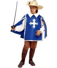 Dětský kostým Mušketýr Pro věk (roků) 10-12