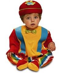 Dětský kostým Klaun Pro věk (měsíců) 7-12