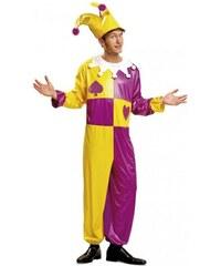 Kostým Joker Velikost M/L 50-52