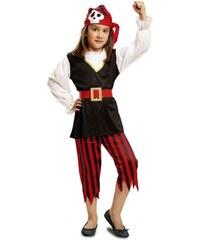 Dětský kostým Pirátka Pro věk (roků) 1-2