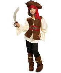 Dětský kostým Bukanýrka Pro věk (roků) 10-12