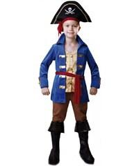Dětský kostým Pirátský kapitán Pro věk (roků) 10-12