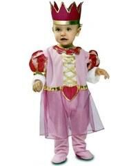 Dětský kostým Princezna Pro věk (měsíců) 7-12