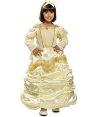 Dětský kostým Princezna žlutá Pro věk (roků) 1-2