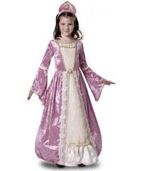 Dětský kostým Princezna růžová Pro věk (roků) 10-12