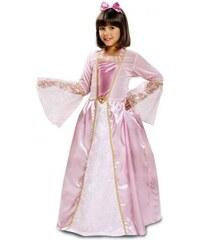 Dětský kostým Princezna růžová Pro věk (roků) 1-2