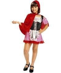 Dětský kostým Červená Karkulka Pro věk (roků) 1-2