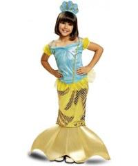 Dětský kostým Mořská panna Pro věk (roků) 10-12