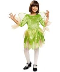 Dětský kostým Zelená víla Pro věk (roků) 10-12