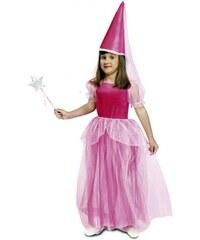 Dětský kostým Růžová víla Pro věk (roků) 1-2