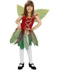 Dětský kostým Lesní víla Pro věk (roků) 10-12