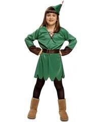 Dětský kostým Lady Robin Hood Pro věk (roků) 10-12