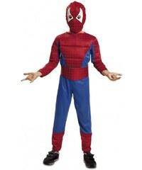 Dětský kostým Pavoučí superhrdina Pro věk (roků) 10-12