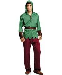 Kostým Robin Hood Velikost M/L 50-52